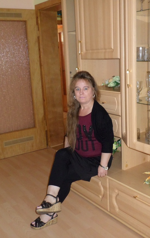 ... aus Russland/Ukraine kennenlernen: Yulija / 25 Jahre / Frau / Polen