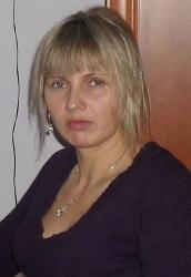 Beata, Bankangestellte aus Polen