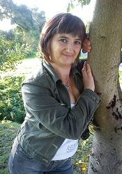 Anna (45) aus Polen auf Partnersuche