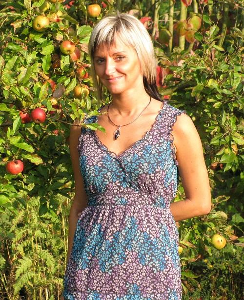 Auf Partnersuche: Angelika, eine Dame aus Polen